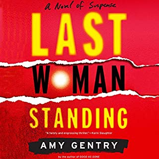 Last Woman Standing cover art