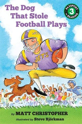The Dog That Stole Football Plays (Passport to Reading Level 3, 1)