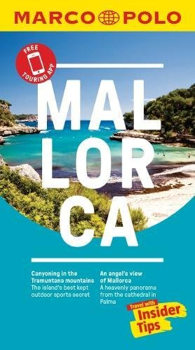 Mallorca Marco Polo Pocket Travel Guide - with pull out map (Marco Polo Guide)