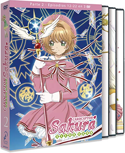 Card Captor Sakura Clear Card Episodios 12 A 22 (Parte 2) [DVD]