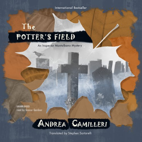 The Potter's Field cover art