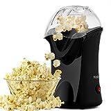 ❥ Veloce e salutare: Questa macchina per popcorn utilizza la cottura ad aria calda, non richiede olio e produce con successo popcorn fino al 98%. Inoltre, è dotato di un processo unico per garantire l'aria calda costante per produrre popcorn salutari...