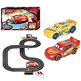 Carrera First - Disney Pixar Cars Circuito de Coches de Dinoco Cruz Ramirez, Pista de 3.5m (20063011)