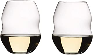 [正規品] RIEDEL リーデル 白ワイン グラス ペアセット スワル ホワイトワインタンブラー 380ml 0450/33