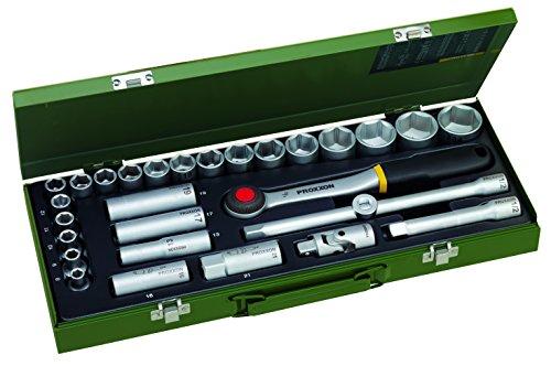Proxxon23000Steckschlüsselsatz 1/2Zoll 29-teilig