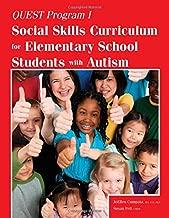 برنامج Quest I: مهارات الاجتماعية curriculum لهاتف المرحلة الإعدادية مدرسة للطلاب مع التوحد