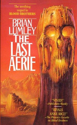 The Last Aerie (Necroscope Book 7)