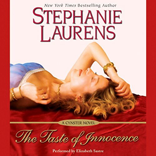 The Taste of Innocence audiobook cover art