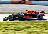 Generic Max Verstappen Red Bull-Racing F1 2018 Circuit de