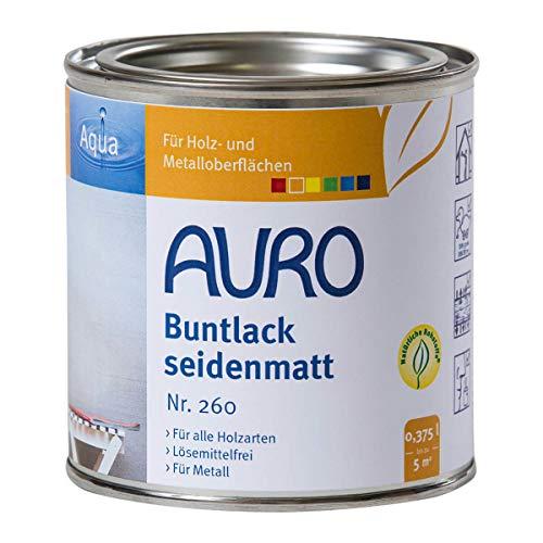 AURO Buntlack, seidenmatt
