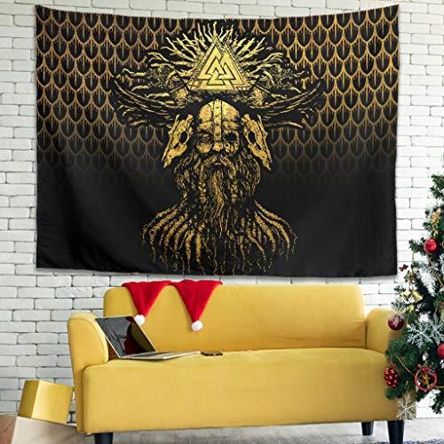 Tentenentent Tapiz de moda – Pared colgante Picnic Beach Sheet, Paisaje Tapiz Decoración para Salón Dormitorio Decoración Blanco 230 x 150 cm