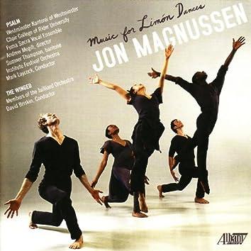 Jon Magnussen - Music for Limón Dances