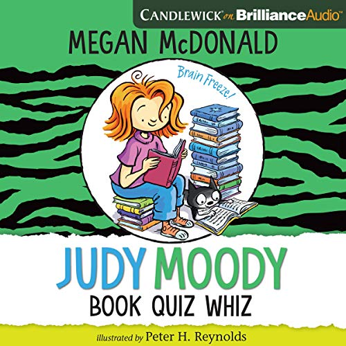 Judy Moody, Book Quiz Whiz cover art