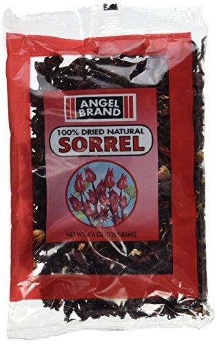 Angel Brand Dried Sorrel 4.5 oz (2 Pack)