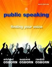 Best public speaking finding your voice osborn Reviews