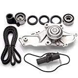 TUPARTS Timing Belt Kit with Water Pump Tensioner Bearing Replacement for 2003-2009 Acura MDX