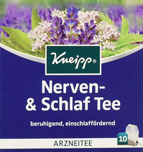 Kneipp Nerven-& Schlaf Tee, 5er Pack (5 x 10 Beutel)