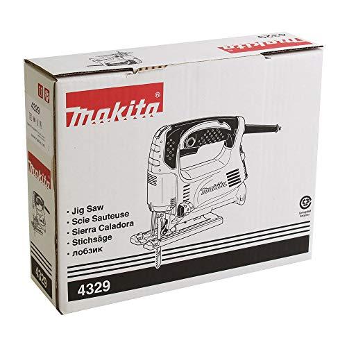 Makita 4329/2 240V Orbital Action Jigsaw