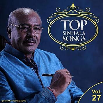 Top Sinhala Songs, Vol. 27