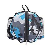 Portatile Pieghevole Basket Storage Bag, con Tracolla Regolabile e Tasche Laterali in Rete...
