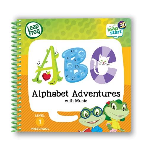 LeapFrog 460603 Alphabet Adventures Activity Book...