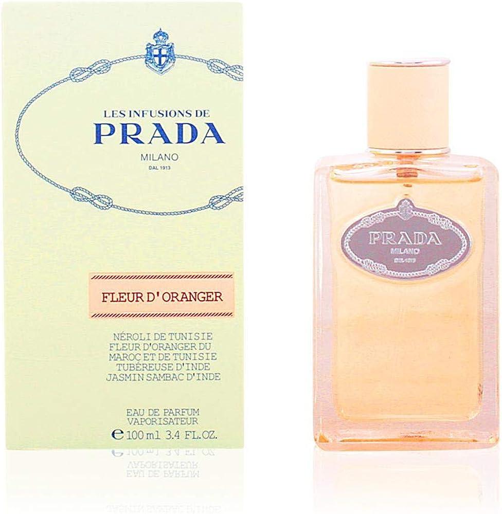 Prada infusion fleur profumoeau de parfum per donna   - 200 ml 8435137771455