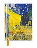 Van Gogh: Café Terrace (Foiled Journal) (Flame Tree Notebooks)