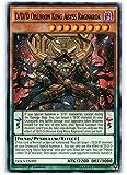 Yu-Gi-Oh! - D/D/D Oblivion King Abyss Ragnarok (DOCS-EN099) - Dimension of Chaos - 1st Edition - Rare