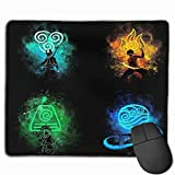 Butvoc Avatar The Last Airbender Game Series. Office, Games, Learning. Mouse pad.