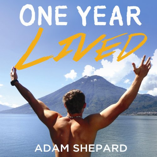 One Year Lived audiobook cover art