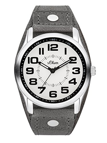 s.Oliver Time Damen-Armbanduhr SO-3382-LQ