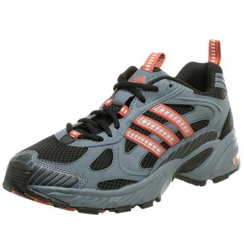 Adidas Men's Boreal TR Running Shoe,Black/Amber,9.5 M
