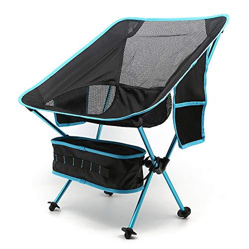 Honglimeiwujindian draagbare campingstoel outdoor ultra lichte opvouwbare draagbare camping vissen strand wandelen vrijetijdsstoel zonder armleuningen compact en licht inklappen