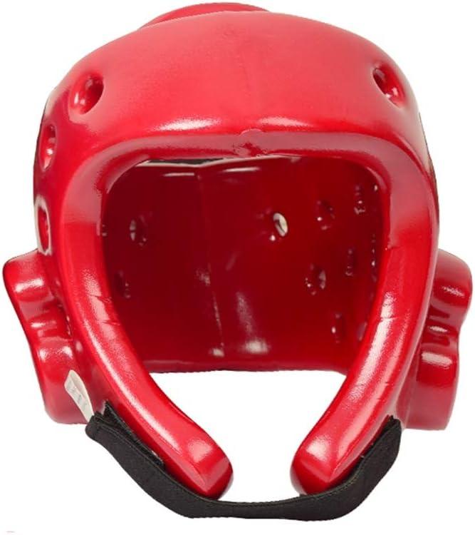 ZzheHou Casco De Boxeo Máscara de Taekwondo Cabeza del Casco Protector Protector de Cabeza Niño Transparente Completo máscara Cerrada Entrenamiento del Boxeo Equipo De Protección De Entrenamiento