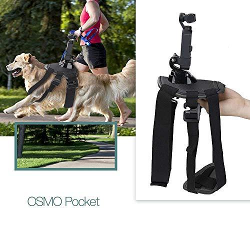 Gimbal Camera Huisdier Hond Borst Band Bandhouder Riem voor DJI OSMO POCKET GOPRO Camera