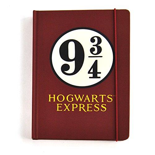 HARRY POTTER NBA5HP09 Quaderno A5 Harry Potter Piattaforma 9 3 4 Half Mo, Red, One Size