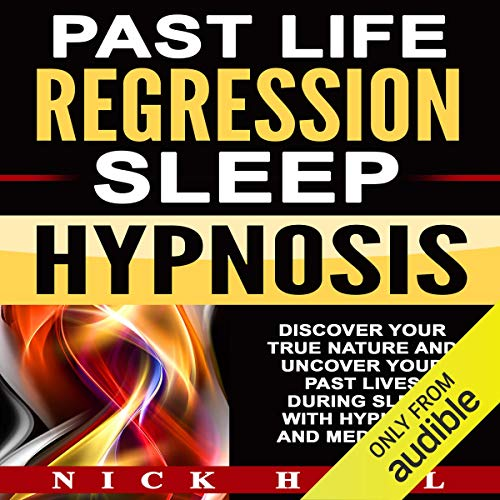 Past Life Regression Sleep Hypnosis cover art