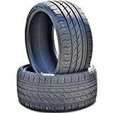 Set of 2 (TWO) Joyroad Sport RX6 All-Season High Performance Radial Tires-275/40R19 275/40ZR19 101Y