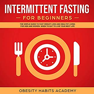 Intermittent Fasting for Beginners cover art