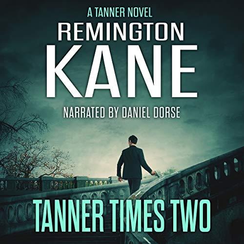 Tanner Times Two audiobook cover art