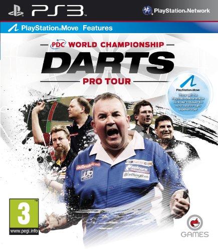 PDC World Championship Darts Pro Tour (Sony PS3) [Import UK]