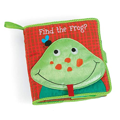 Manhattan Toy Livre Find the Frog