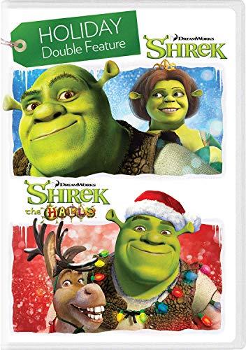 Shrek / Shrek the Halls - Holiday Double Feature [DVD]