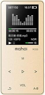 Docooler M350 MP3 Player Metal Sport Mini Portable Audio 4G/8G Music Player