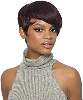 Outre Human Hair Wig Duby Wig Pixie Flare (1B)