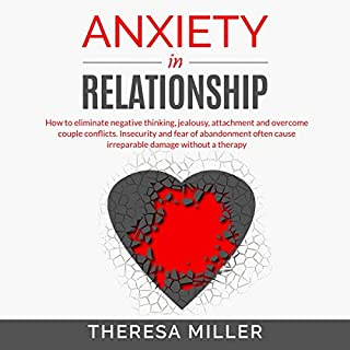 Anxiety in Relationship audiobook cover art