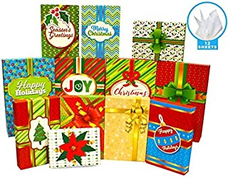 Best christmas box wrapping Reviews