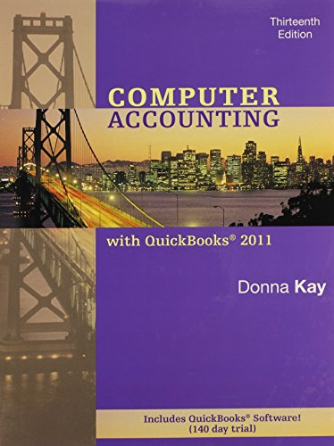 Computer Accounting with Quickbooks 2011 MP...