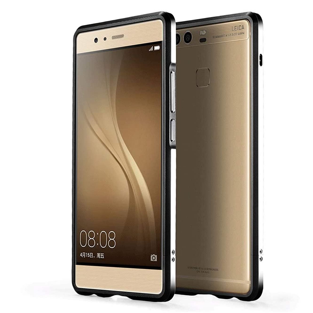 別にインテリアたまにJicorzo - 小米科技4 4S 5ケースの場合はiphone 6 / 6SについてOPPO R9 / R9 PlusのソニーZ3のための超薄い金属バンパーアルミフレームカバーをハイライト