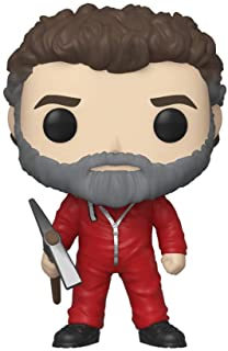Funko Pop! TV La Casa de Papel Moscow, Action Figure - 44578